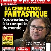 MANEGERE dans le magazine ENTREPRENDRE de janvier 2015
