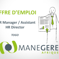 Recrutement Togo : HR Manager / Assistant HR Director