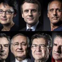 Le leadership des candidats à l'élection présidentielle