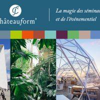 Conférence sur la leadership de transformation chez Chateauform' le 10 avril 2018