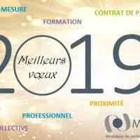 Bonne année 2019!